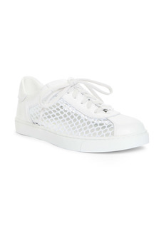 Gianvito Rossi Mesh Low Top Sneaker (Women)