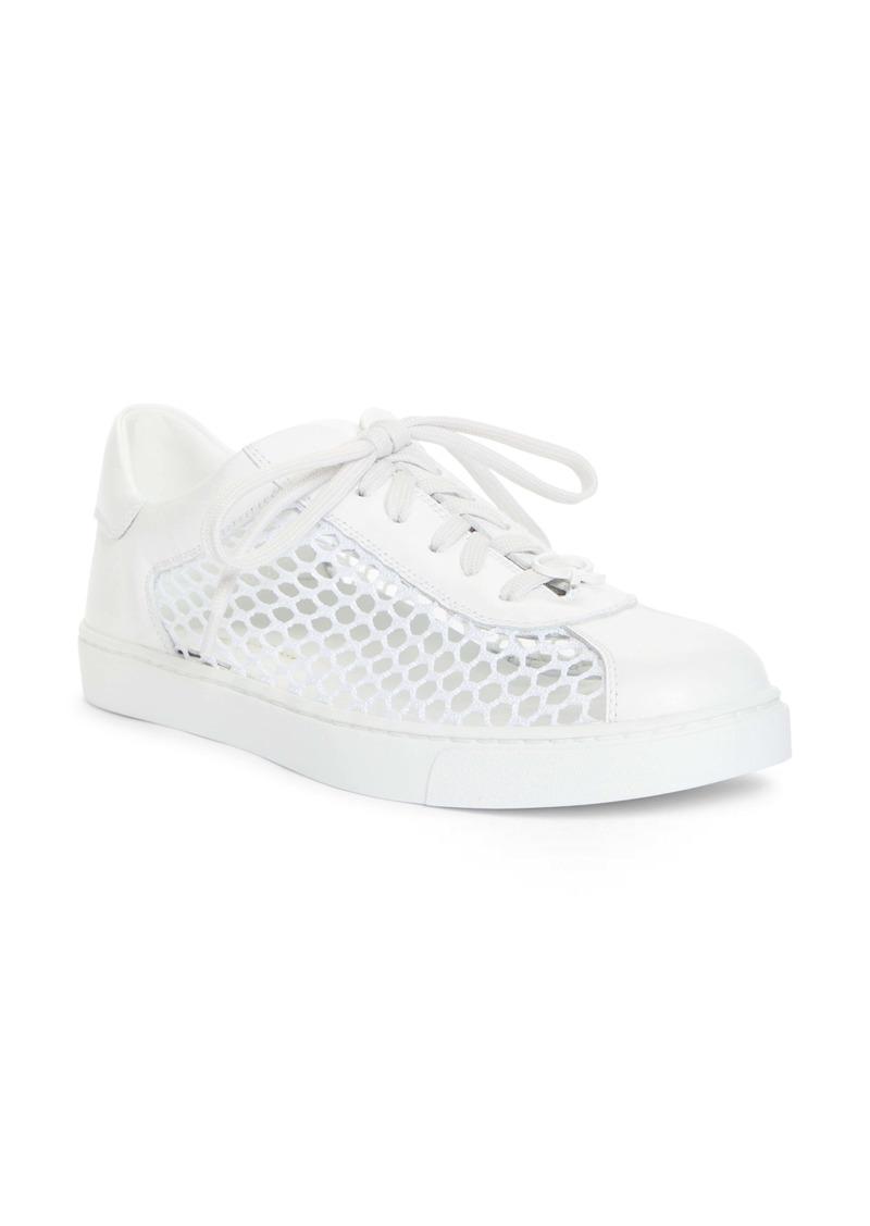 Gianvito Rossi Mesh Low Top Sneaker (Women)