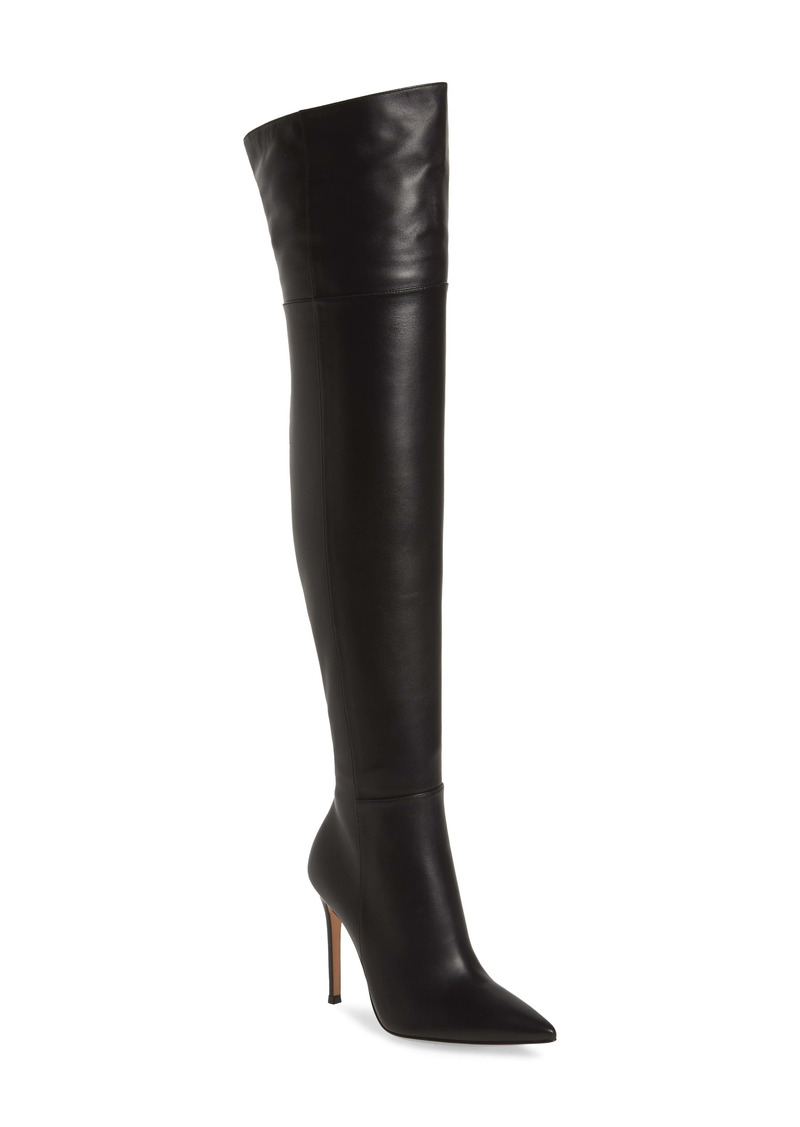 Gianvito Rossi Over the Knee Boot (Women)