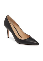 Gianvito Rossi Pointed Toe Pump (Women)