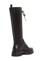 Gianvito Rossi Trek Knee High Lace-Up Boot (Women)