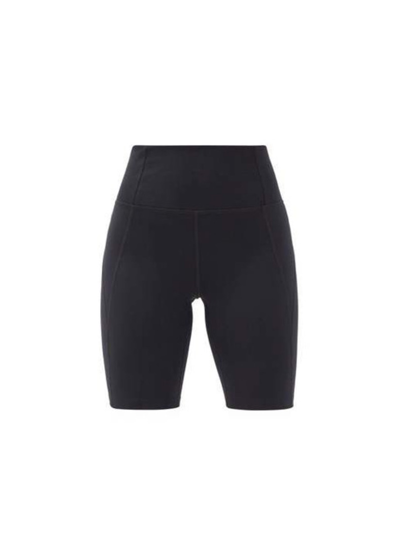 Girlfriend Collective High-rise recycled-fibre cycling shorts