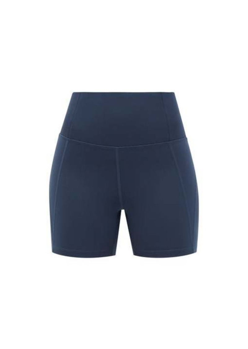 Girlfriend Collective High-rise recycled-fibre running shorts