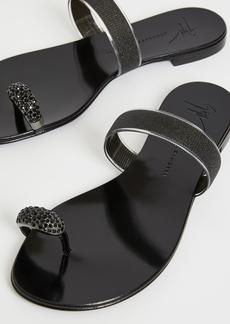 Giuseppe Zanotti Channel Sandals