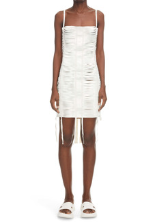 Givenchy Bands Cocktail Minidress