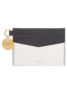 Givenchy Bicolor Leather Card Case
