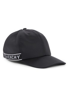 Givenchy Curved Peak Ball Cap