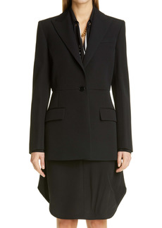Givenchy Grain de Poudre Wool Jacket