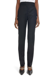 Givenchy High Waist Slim Fit Pants