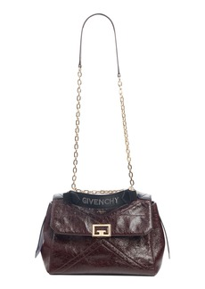 Givenchy Medium ID Creased Leather Satchel