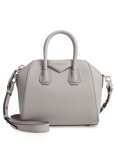 Givenchy Mini Antigona Sugar Leather Satchel