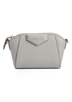 Givenchy Nano Antigona Sugar Leather Crossbody Bag