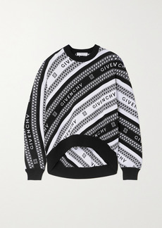 Givenchy Intarsia Wool Sweater