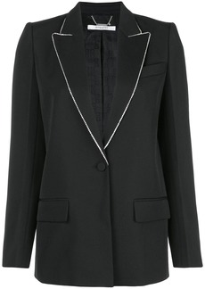 Givenchy embellished lapel blazer