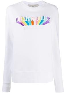 Golden Goose Dreamers Club crew neck sweatshirt