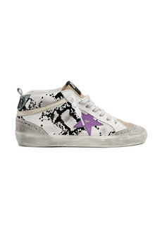 Golden Goose Mid Star Sneaker (Women)