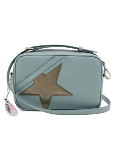 Golden Goose Star Leather Camera Bag