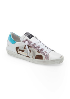 Golden Goose Super-Star Genuine Calf Hair Sneaker (Women) (Nordstrom Exclusive)
