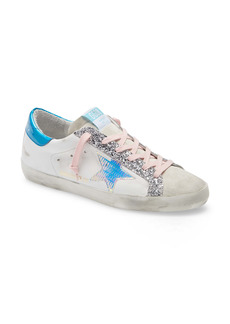 Golden Goose Super-Star Glitter Sneaker (Women) (Nordstrom Exclusive)