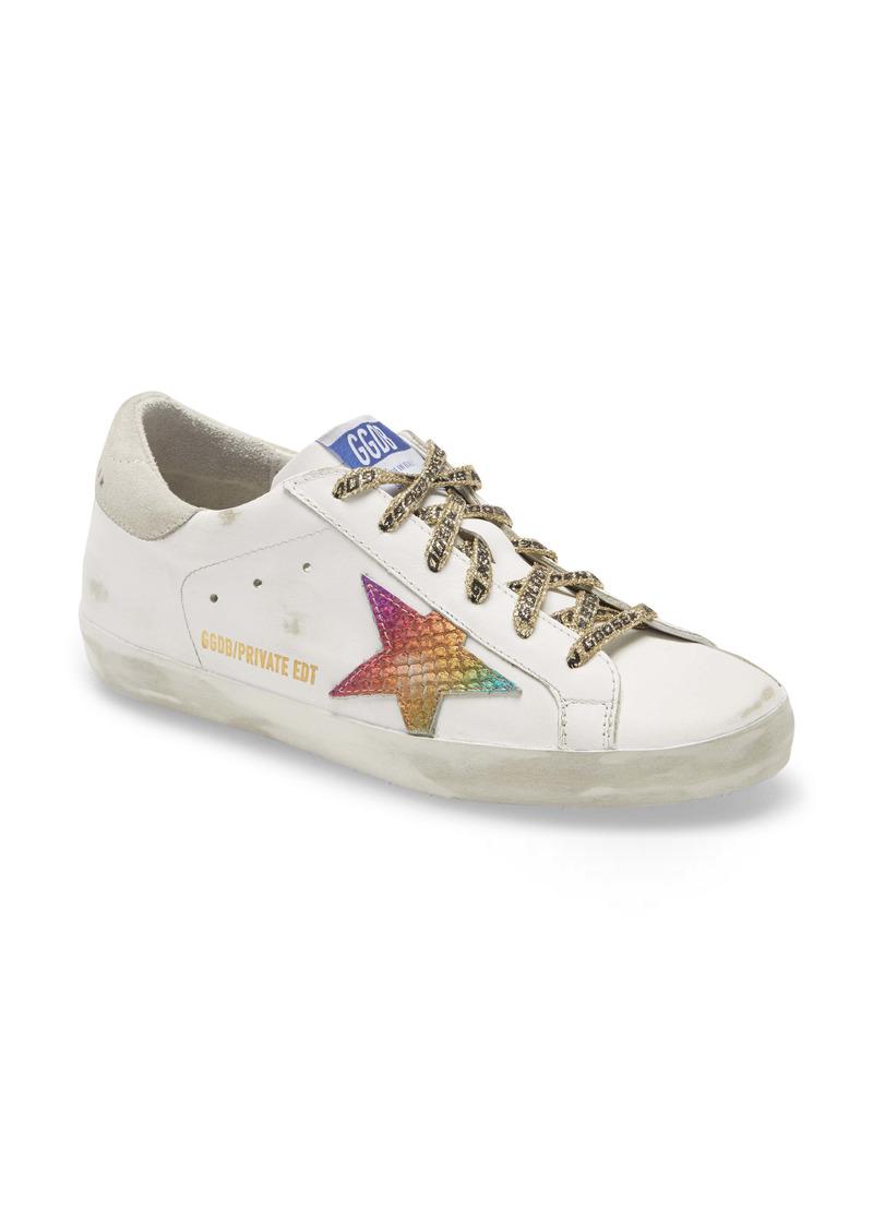 Golden Goose Super-Star Low Top Sneaker (Women)