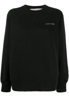 Golden Goose Sneakers Lover print sweatshirt