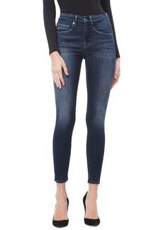 Good American Good Legs Ankle Skinny Jeans (Regular & Plus Size)