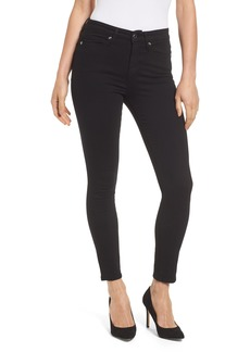 Good American Good Legs High Rise Crop Skinny Jeans (Extended Sizes)