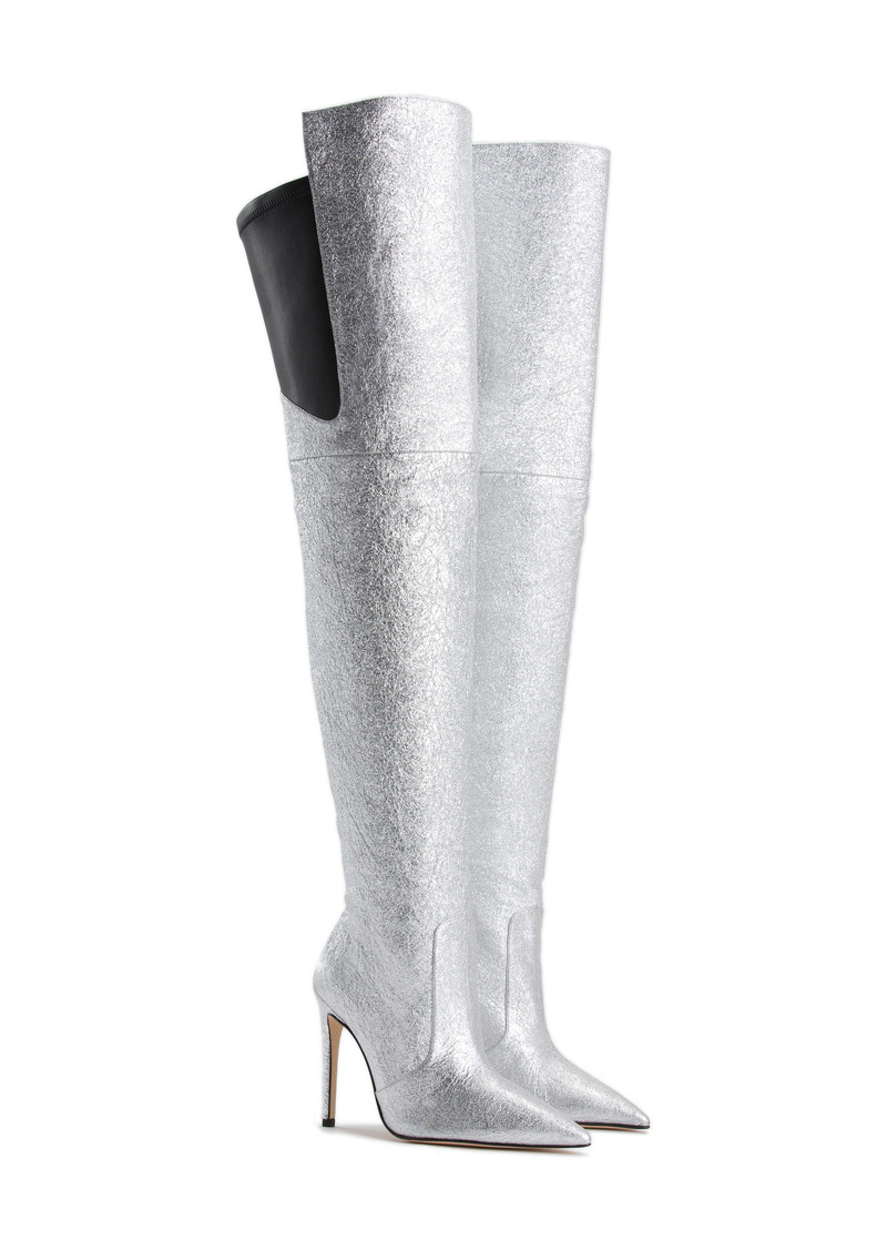 Good American The Emma Over the Knee Boot (Women) (Nordstrom Exclusive)