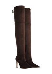 Good American The Overtime Over the Knee Boot (Women) (Nordstrom Exclusive)