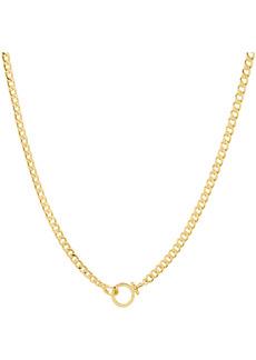 gorjana Wilder Chain Link Necklace