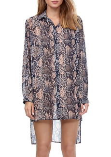 Gottex Kalahari High Low Blouse Cover Up
