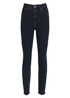 GRLFRND Kendall High-Rise Skinny Jeans