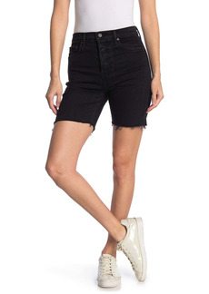 GRLFRND Riley High Waist Cut Off Shorts