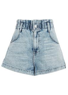 GRLFRND Rory High-Rise Denim Shorts