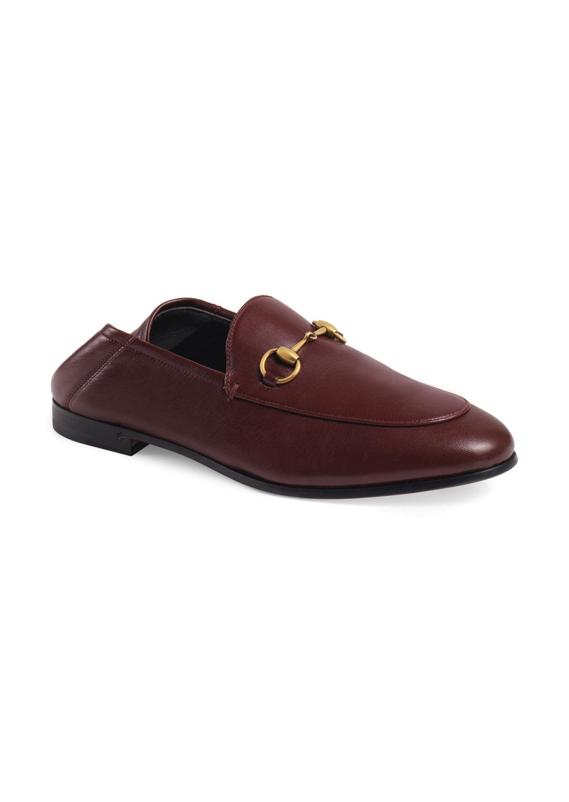 Gucci Brixton Horsebit Convertible Loafer (Women)