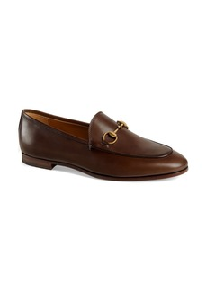 Gucci Jordaan Bit Loafer (Women)