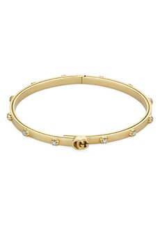 Gucci Running Extra Small 18K Gold Diamond Bracelet