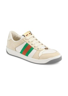 Gucci Screener Low Top Sneaker (Women)