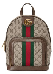 Gucci Small Ophidia GG Supreme Canvas Backpack