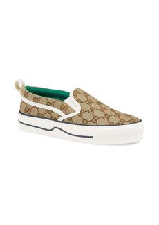 Gucci Tennis 1977 Slip-On Sneaker (Women)