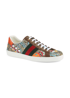 Gucci x Disney Ace Donald Duck Low Top Sneaker (Women)