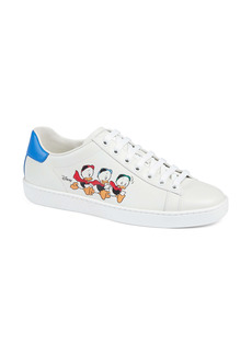 Gucci x Disney Ace Huey, Dewey & Louie Low Top Sneaker (Women)