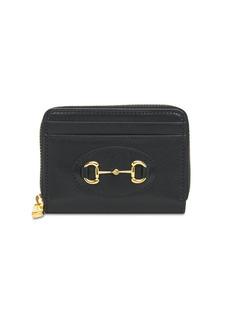 Gucci Horsebit 1955 Card Case Leather Wallet