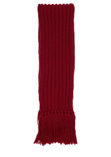 Gucci Wool Blend Bignabel Long Scarf