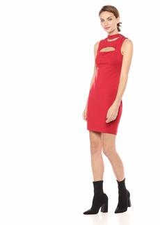 GUESS Women's Sleeveless Arita Dress Sultry red XS