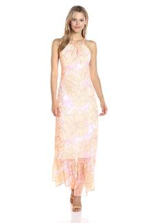 Guess Women's Sleeveless Marcela Maxi Dress  M