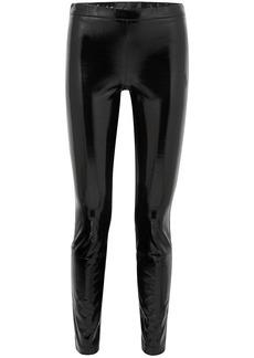 Haider Ackermann Woman Patent-leather Leggings Black