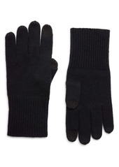 Halogen® Cashmere Tech Gloves