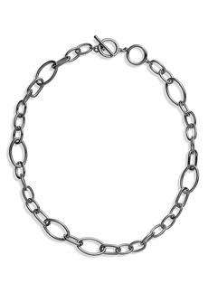 Halogen® Chain Collar Necklace