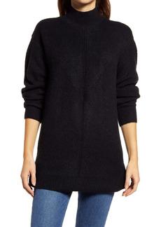 Halogen® Textured Tunic Sweater